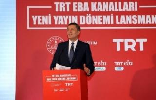 Milli Eğitim Bakanı Selçuk: Uzaktan eğitimde Türkiye'yi...