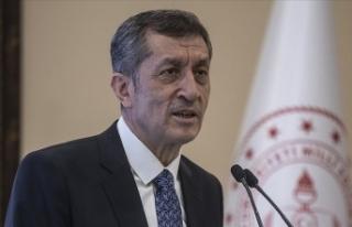 Milli Eğitim Bakanı Selçuk: Yüz yüze eğitim...