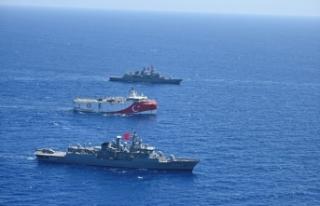 Türkiye'den yeni NAVTEX ilanı! Dikkat çeken...
