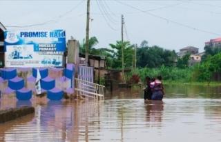 Nijerya'da sel felaketinde 24 kişi öldü