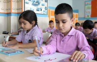 Okullarda yüz yüze eğitim için 'yeni vaka...