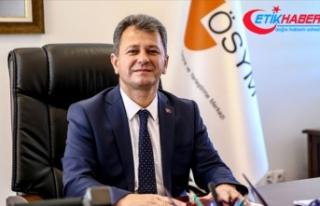 ÖSYM Başkanı Aygün: KPSS ve diğer sınavlarımızda...