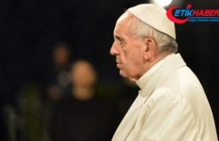 Papa çocuk istismarıyla suçlanan ABD'li piskoposun...