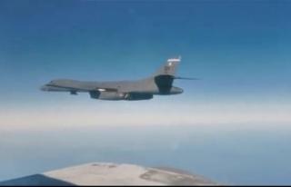 Rus ve ABD uçakları Uzak Doğu'da karşı karşıya...