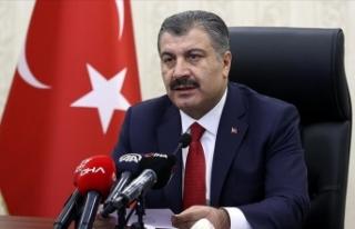 Sağlık Bakanı Koca: Türkiye genelinde yoğun bakım...