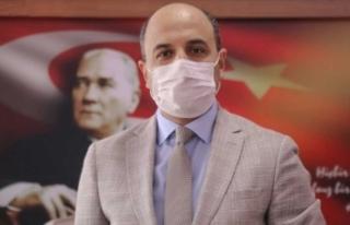 Samsun Sağlık Müdürü Muhammet Ali Oruç'tan...