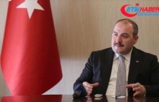 Sanayi ve Teknoloji Bakanı Varank: Bilişim Vadisi'nde...