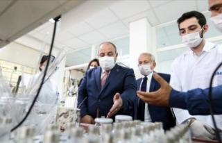Sanayi ve Teknoloji Bakanı Varank: İlaç endüstrisi...