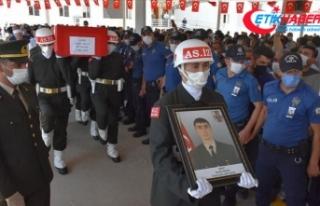 Şehit Uzman Onbaşı Serdar Aslan Gaziantep'te...