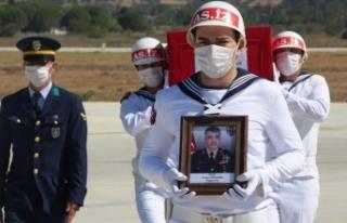 Şehit Tuğgeneral Erdoğan, mavi beresinden son nefesine...