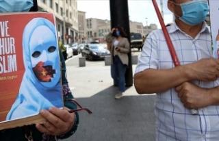 Sincan Uygur Özerk Bölgesi'nde 'Mulan'...