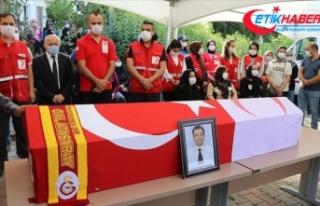 Suriye'de şehit olan Türk Kızılay personeli...