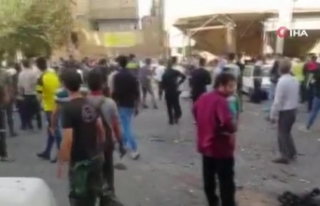 Tahran yakınlarında patlama: 1 ölü, 20 yaralı