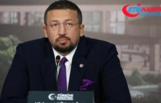 TBF Başkanı Türkoğlu'ndan Denizli Basket'in...