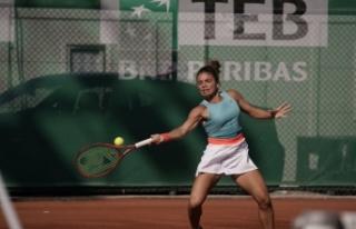Tennis Championship Istanbul'da ana tabloda ilk...
