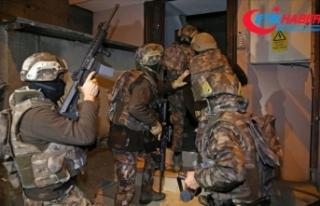 Terör örgütü DEAŞ'a üst düzey darbe