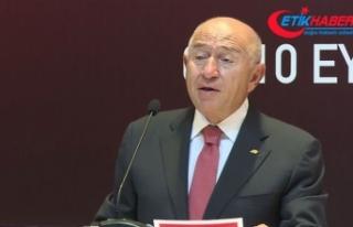 TFF Başkanı Özdemir: Bu sezon profesyonel liglerimizde...