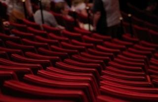 Tiyatro gösterimleri ile opera ve bale temsilleri...
