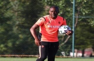 Trabzonspor'da Eddie Newton'u sakatlıklar düşündürüyor