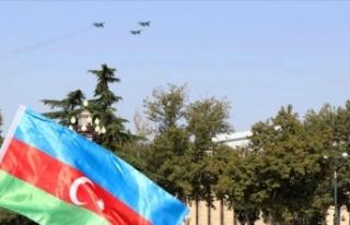 Türk F-16'ları Bakü'nün Ermeni ve Bolşevik...