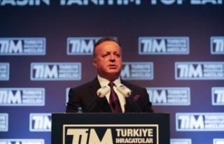 Türk ihracatçısı geçen yıl yaklaşık 181 milyar...
