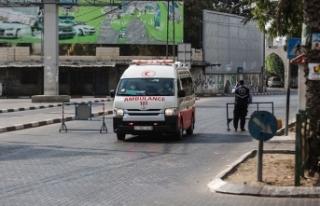 Uluslararası Kızılhaç Komitesi Gazze'deki...