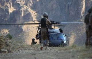 Yıldırım-11 Herekol Operasyonunda 3 terörist etkisiz...