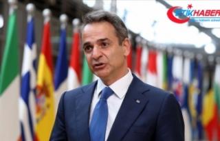 Yunanistan Başbakanı Miçotakis: Türkiye'den...