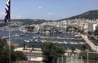Yunanistan ekonomisi Kovid-19'un turizmi vurmasının...