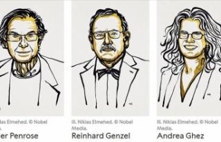 2020 Nobel Fizik Ödülü kara deliklerin keşfine...