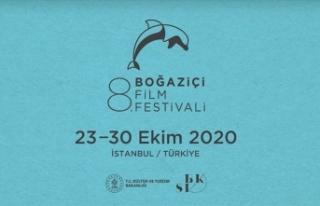 8. Boğaziçi Film Festivali'nin uluslararası...