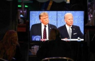 ABD'de başkan adayları ikinci kez canlı yayında...