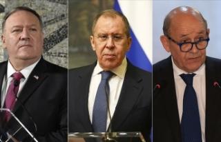 ABD, Rusya ve Fransa'dan Dağlık Karabağ için...