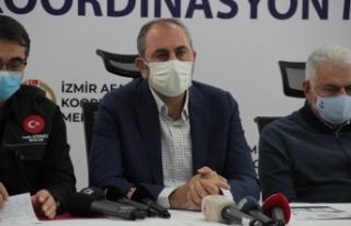 """Adalet Bakanı Gül: """"Çirkin paylaşımlar hakkında..."""