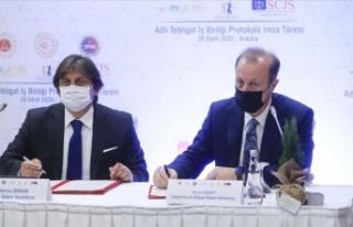 Adalet Bakanlığı ile PTT arasında 'Adli Tebligat...