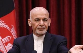 Afganistan Cumhurbaşkanı Gani: Taliban ve yanlıları...