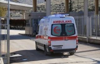Ağrı'da 1 asker şehit oldu, 1 asker yaralandı
