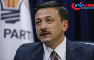AK Parti Genel Başkan Yardımcısı Dağ'ın...