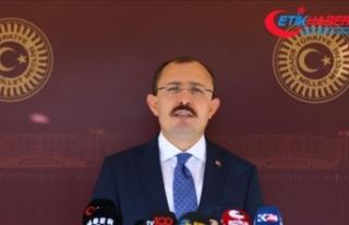 AK Parti Grup Başkanvekili Muş: Vergi ve SGK prim...