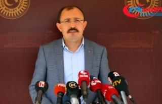 AK Parti Grup Başkanvekili Muş: Vergi yapılandırmasına...