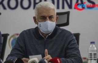AK Parti İzmir Milletvekili Yıldırım'dan...