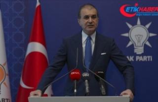AK Parti Sözcüsü Çelik: Cumhurbaşkanımız Şırnak,...
