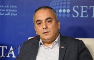 AK Parti İstanbul Milletvekili Markar Esayan hayatını...