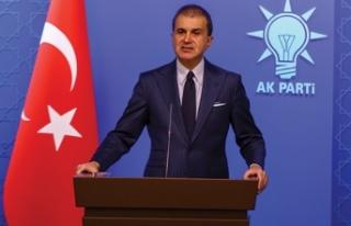 AK Parti Sözcüsü Çelik: 'Alman polisinin...