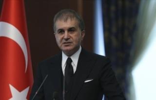 AK Parti Sözcüsü Çelik: Bir AYM mensubunun hukuku...
