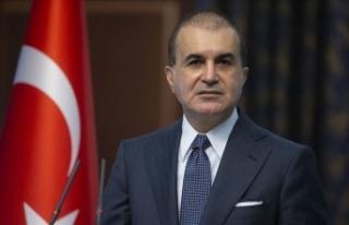 AK Parti Sözcüsü Çelik: Evlat nöbeti tutan annelere...