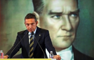 """Ali Koç: """"En büyük hayalim Fenerbahçe'de..."""