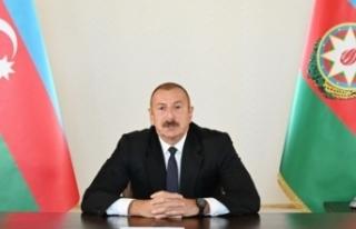 """Aliyev: """"Türkiye'nin katılımı olmadan bölgedeki..."""