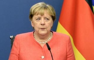 """Almanya Başbakanı Merkel: """"Durum oldukça dramatik"""""""