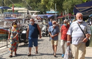 Türkiye 11 ayda yaklaşık 14,5 milyon ziyaretçi...